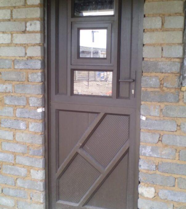 aluminium doors pretoria