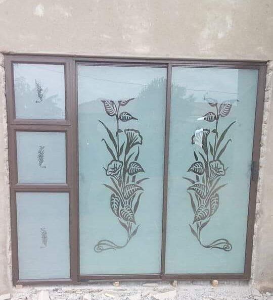 aluminium windows mafikeng