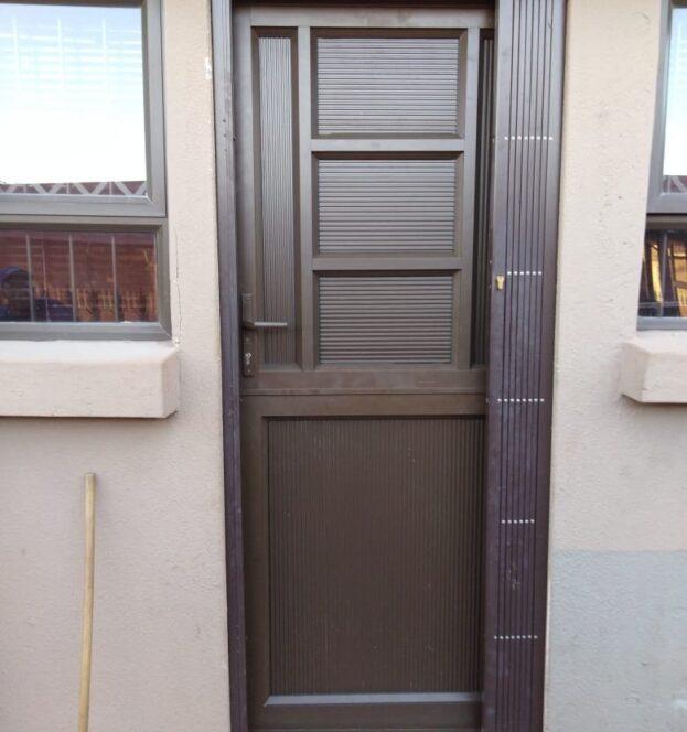 aluminium doors johannesburg