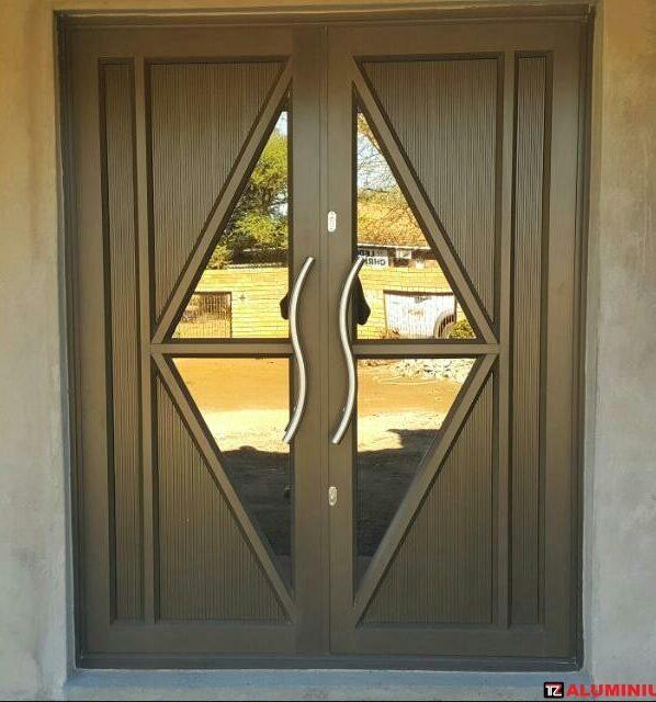 aluminium doors krugersdop